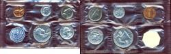 Us Coins - 1963 GEM  PROOF SET... in original envelope
