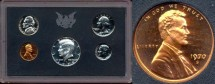Us Coins - 1970-S SMALL DATE PROOF SET... GEM SET
