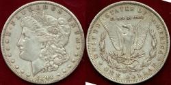 Us Coins - 1894-O MORGAN $1......PCGS   XF45  Choice coin