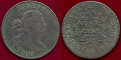 Us Coins - 1800  LARGE 1c... EXTRA FINE