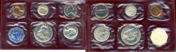 Us Coins - 1956 GEM PROOF SET... original