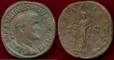 Ancient Coins - MAXIMINUS I  235-238 AD  Sestertius