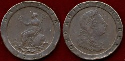 World Coins - GREAT BRITAIN 1797 ....  2 PENCE