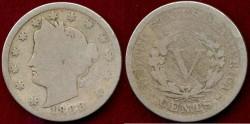 Us Coins - 1888 LIBERTY 5c .....  GOOD