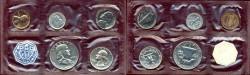 Us Coins - 1959 GEM  PROOF SET... in original envelope
