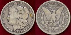Us Coins - 1893-O MORGAN $1...... PCGS GOOD