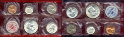 Us Coins - 1961 MINT SET......  CHOICE UNCIRCULATED SET