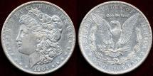 Us Coins - 1904-S MORGAN $1 XF45