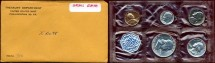 Us Coins - 1960 SMALL DATE... PROOF SET