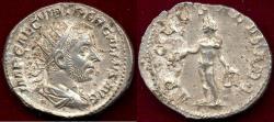 Ancient Coins - TREBONIANUS GALLUS 251-253 AD Antoninianus ... APOLLO