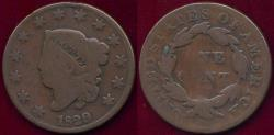 Us Coins - 1829 LARGE CENT  GOOD