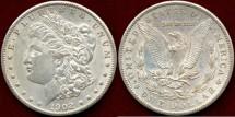 Us Coins - 1902-S MORGAN  $1 .....   PCGS AU55