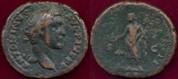 Ancient Coins - ANTONINUS PIUS 139 AD  AE AS