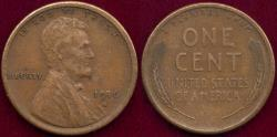 Us Coins - 1916-S LINCOLN 1c  XF