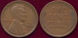 Us Coins - 1914-S LINCOLN 1c FINE