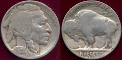 Us Coins - 1926-S BUFFALO NICKEL VG