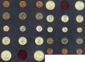 Us Coins - 1947-PDS  COMLETE YEAR SET  MS64/65