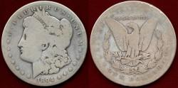 Us Coins - 1894-S MORGAN  $1  GOOD/AG