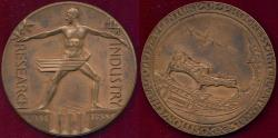 Us Coins - CENTURY OF PROGRESS 1933  CHICAGO EXPOSITION ... Official Medal