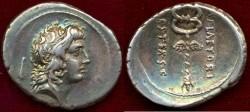 Ancient Coins - M. PLAETORIUS M.f. CESTIANUS  69 BC  Denarius