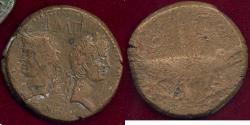 Ancient Coins - AUGUSTUS & AGRIPPA c.10 BC  DUPONDIUS