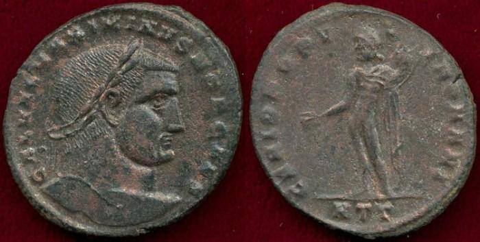 Ancient Coins - MAXIMIANUS  286-310 AD FOLLIS