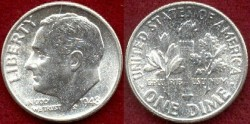 Us Coins - 1948  10c .... GEM UNCIRCULATED