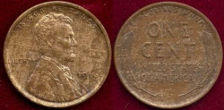 Us Coins - 1916 LINCOLN 1c  AU