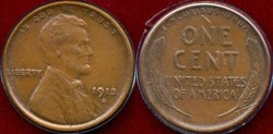 Us Coins - 1913-S 1c CHOICE  UNCIRCULATED