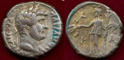 Ancient Coins - HADRIAN  136-137 AD  Tetradrachm