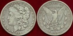 Us Coins - 1895-O MORGAN $1... PCGS FINE12