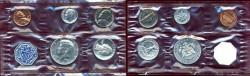 Us Coins - 1964 GEM  PROOF SET... in original envelope
