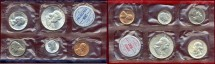 Us Coins - 1960 OFFICIAL MINT SET...... in original envelope