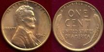 Us Coins - 1942  1c  GEM UNCIRCULATED