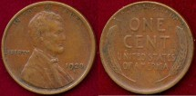 Us Coins - 1920-S LINCOLN 1c .... EXTRA FINE