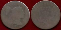 Us Coins - 1795 PLAIN EDGE  1c ........  GOOD