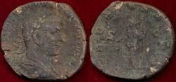 Ancient Coins - TREBONIANUS GALLUS  251-252 AD ... AE SESTERTIUS