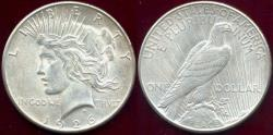 Us Coins - 1926-S PEACE DOLLAR MS62