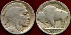 Us Coins - 1918-S   Buffalo 5c....VERY GOOD