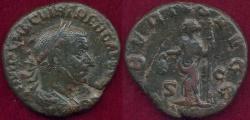 Ancient Coins - TREBONIANUS GALLUS 251-253 AD .. AS