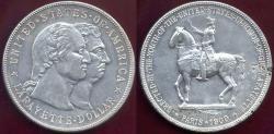 Us Coins - LAFAYETTE 1900  $1 Commemorative   AU Details