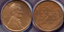 Us Coins - 1916-D LINCOLN 1c PCGS AU55