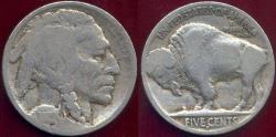 Us Coins - 1915-S BUFFALO NICKEL  GOOD