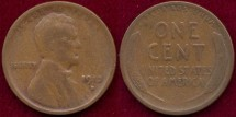 Us Coins - 1913-S LINCOLN 1c  GOOD