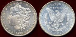 Us Coins - 1878-CC MORGAN DOLLAR  MS64