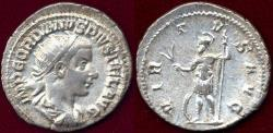 Ancient Coins - GORDIAN III 238-244 AD Antoninianus  VIRTUS