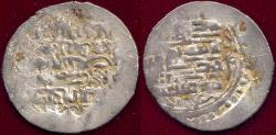 World Coins - PERSIA (IRAN) 1317-1335  ABU SAID  1/2 DIRHAM