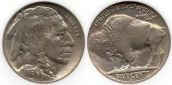 Us Coins - 1916-D BUFFALO 5c MS62  NGC   PQ (undergraded)