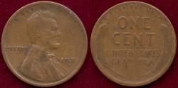 Us Coins - 1922-D LINCOLN 1c  GOOD