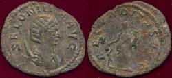 Ancient Coins - SALONINA AUGUSTA. 265-267 AD  FECUNDITAS
